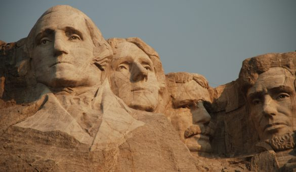 making of an american president mount rushmore