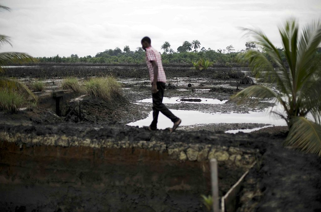 The Ogoni tragedy revisited