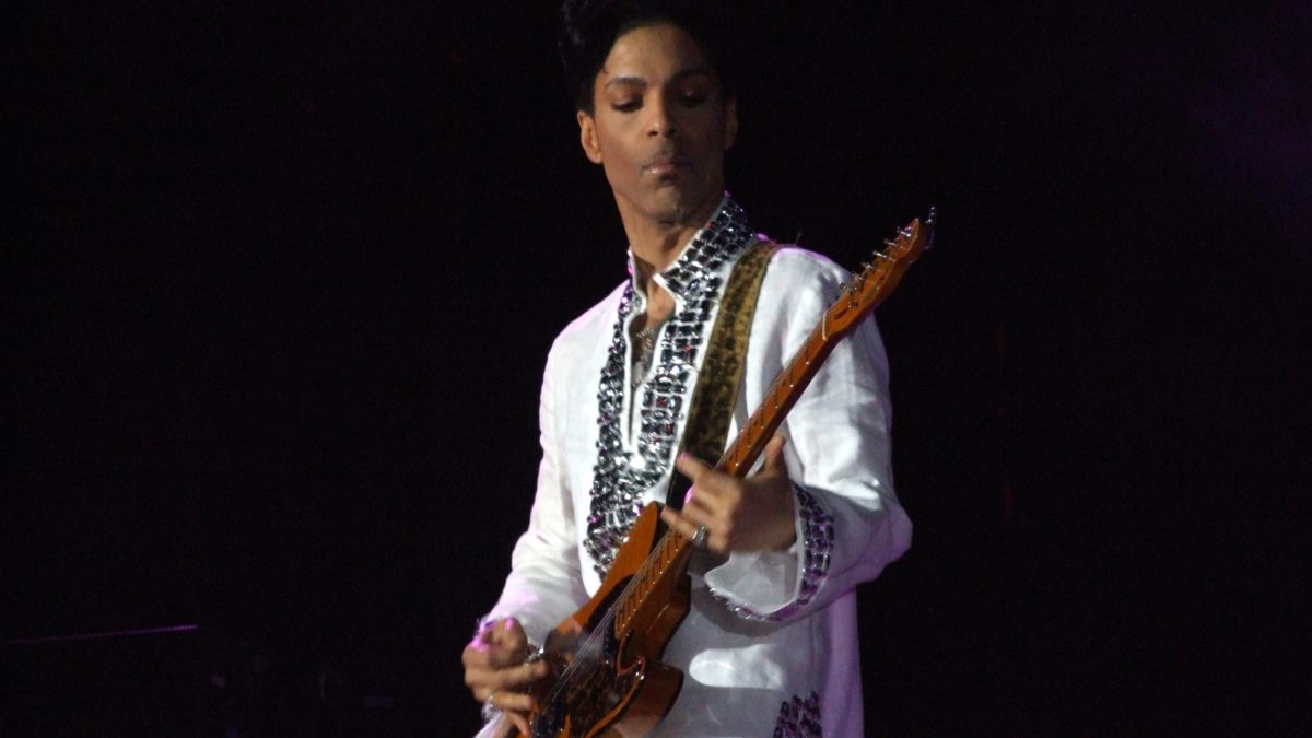 Why Prince is over-rated