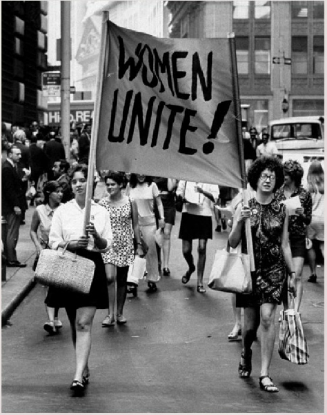 How a feminist theoretical dichotomy worked