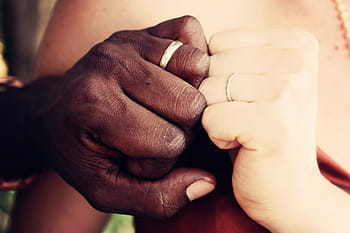 Interracial relationships are normal in Wales