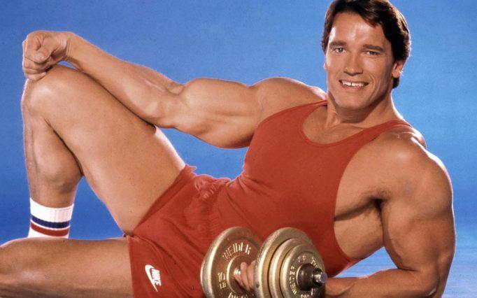 How Arnold and a Taekwondo champ inspired a skinny kid to pump