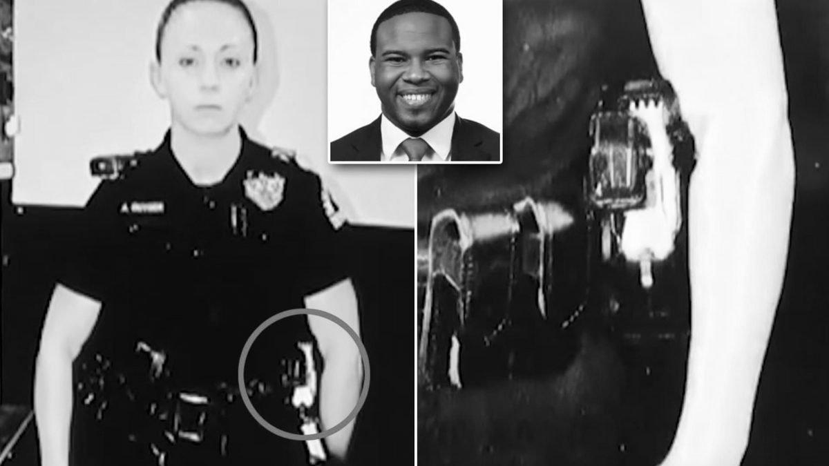 Nigerian's sordid encounter with American cops