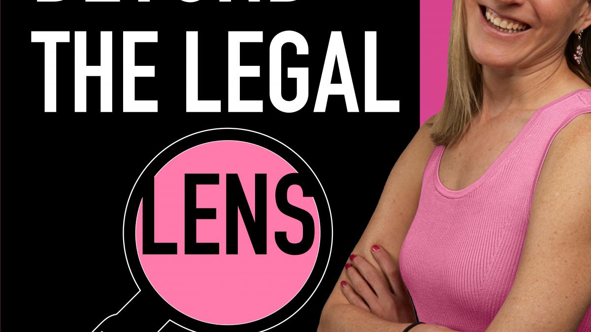 Emily Witt's Beyond the Legal Lens